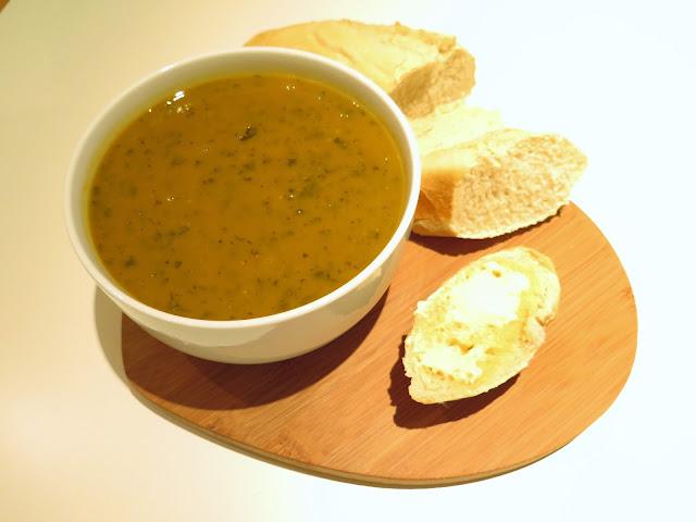Bangalore lentil daal soup