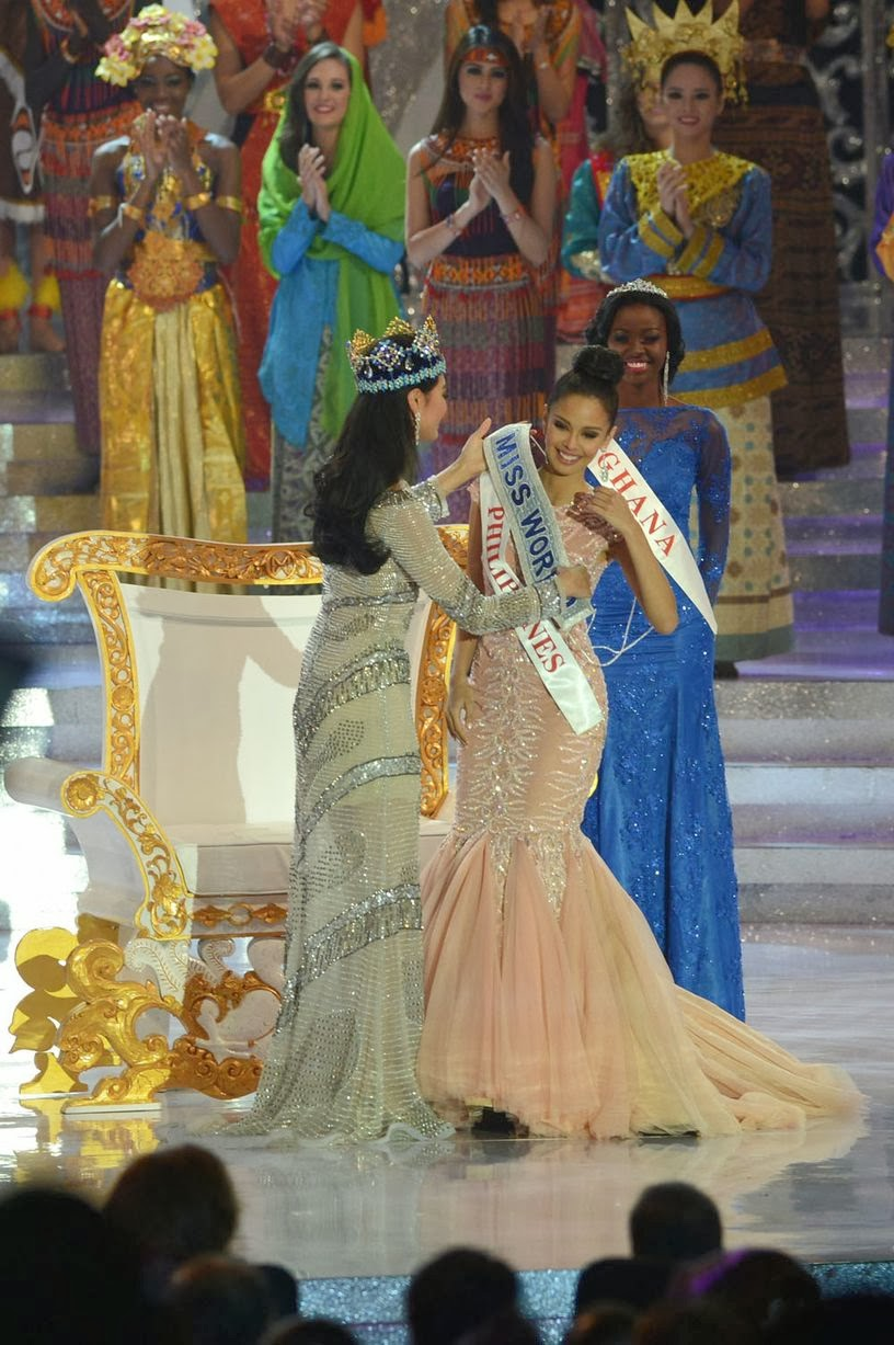 The official thread of Miss World 2013: Megan Lynne Young- Philippines  Worldwinner3