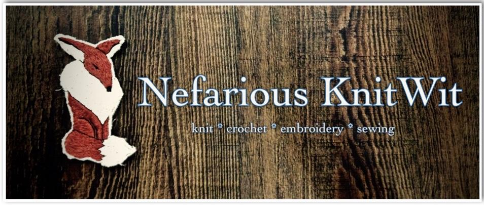 Nefarious KnitWit