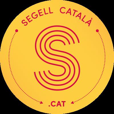 Disposem del Segell Català des del maig 2016 per la nostra proximitat i qualitat