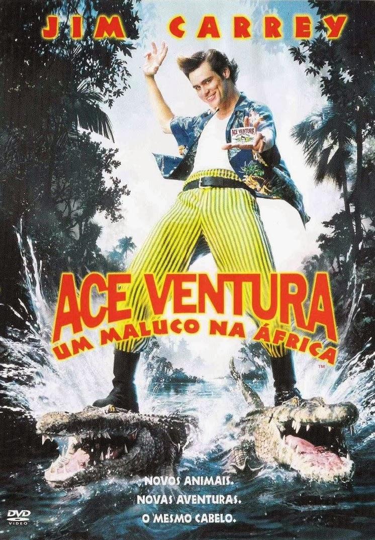 Ace Ventura: Um Maluco na África – Dublado (1995)