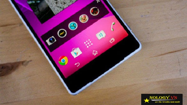 Lỗi không xem được video trên Sony Xperia Z2 nhật bản