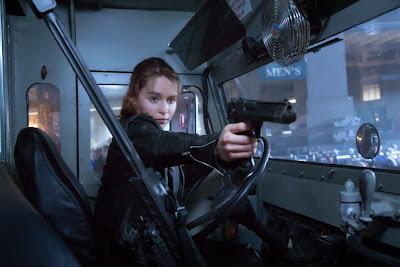 Photo of Emilia Clarke from Terminator Genisys