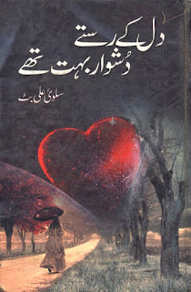 Dil Ke Raste Dushwar Boht They Novel By Salwa Ali Butt