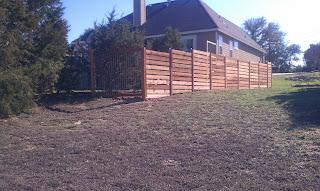 Деревянный забор. Фото 76