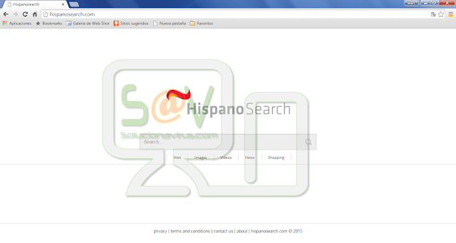HispanoSearch.com (Hispano Search)