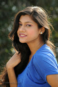 Sneha Tagore Photo shoot in Blue-thumbnail-14