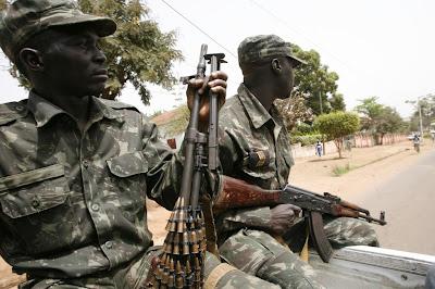 Bissau: Agente da polícia gravemente ferido nos conflitos de segunda-feira - Governo