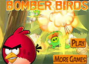 Angry Bomber Birds