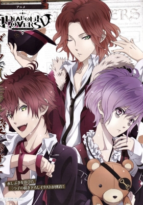 Diabolik Lovers Recap