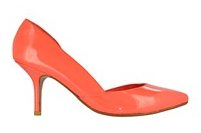 Town Shoes, coral, shoes, fashion