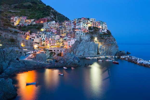 Portovenere Cinque Terre and the Islands