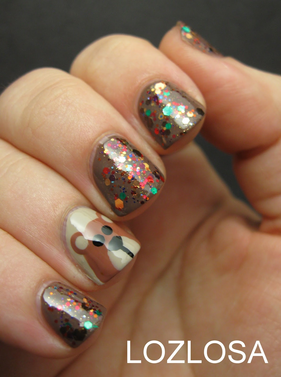Chaos & Crocodiles Swatch and Review: Teddy Bears\' Picnic ...