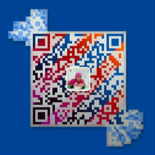Let's Scan My WeChat!!