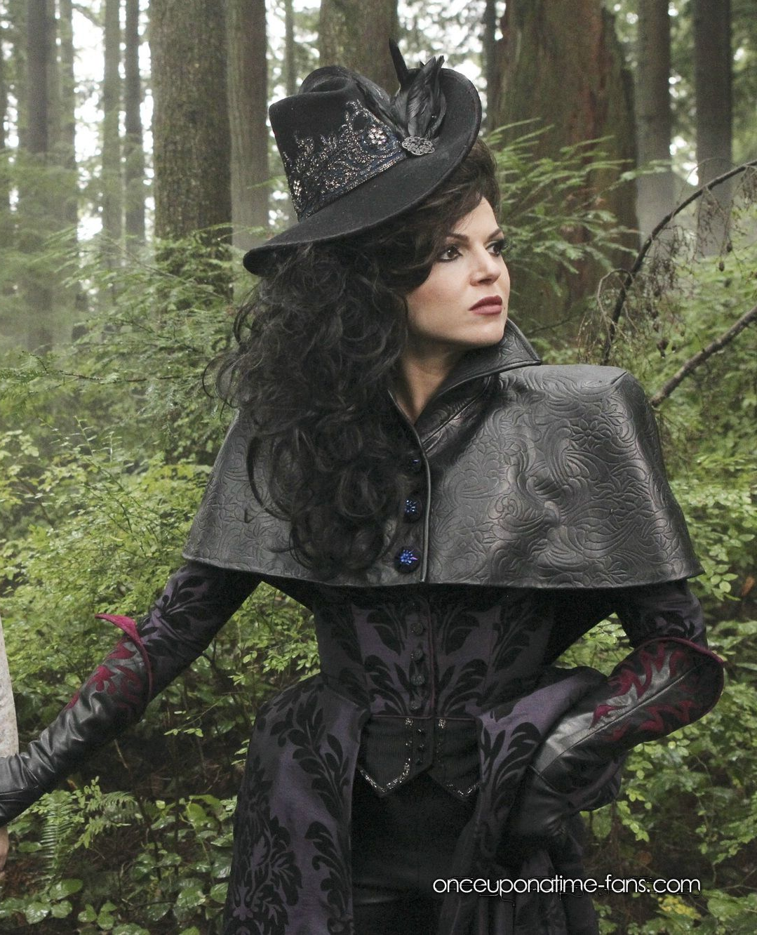 Once Upon A Time Costumes: Crow Faery Laura: Once Upon A Time- A Quick Update