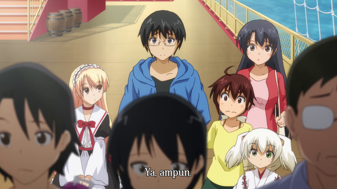 Onsen Yousei Hakone-chan Episode 12 Subtitle Indonesia