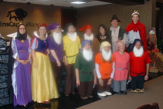 halloween costumes 7 dwarfs
