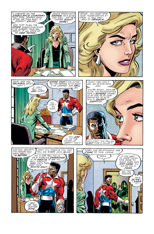 Captain America (1968) Issue #355 #288 - English 9