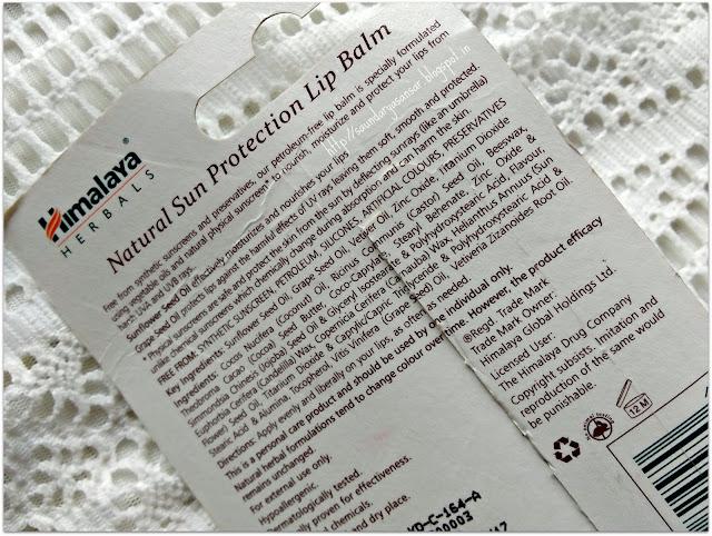 Himalaya-Herbals-Natural-Sun-Protection-Lip-Balm-Review