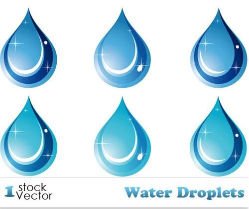 Water Logo Vector Free Download Water Drop Vector   Free