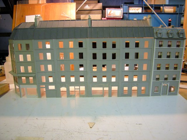 le site de rail91 des fa ades d 39 immeuble 2. Black Bedroom Furniture Sets. Home Design Ideas