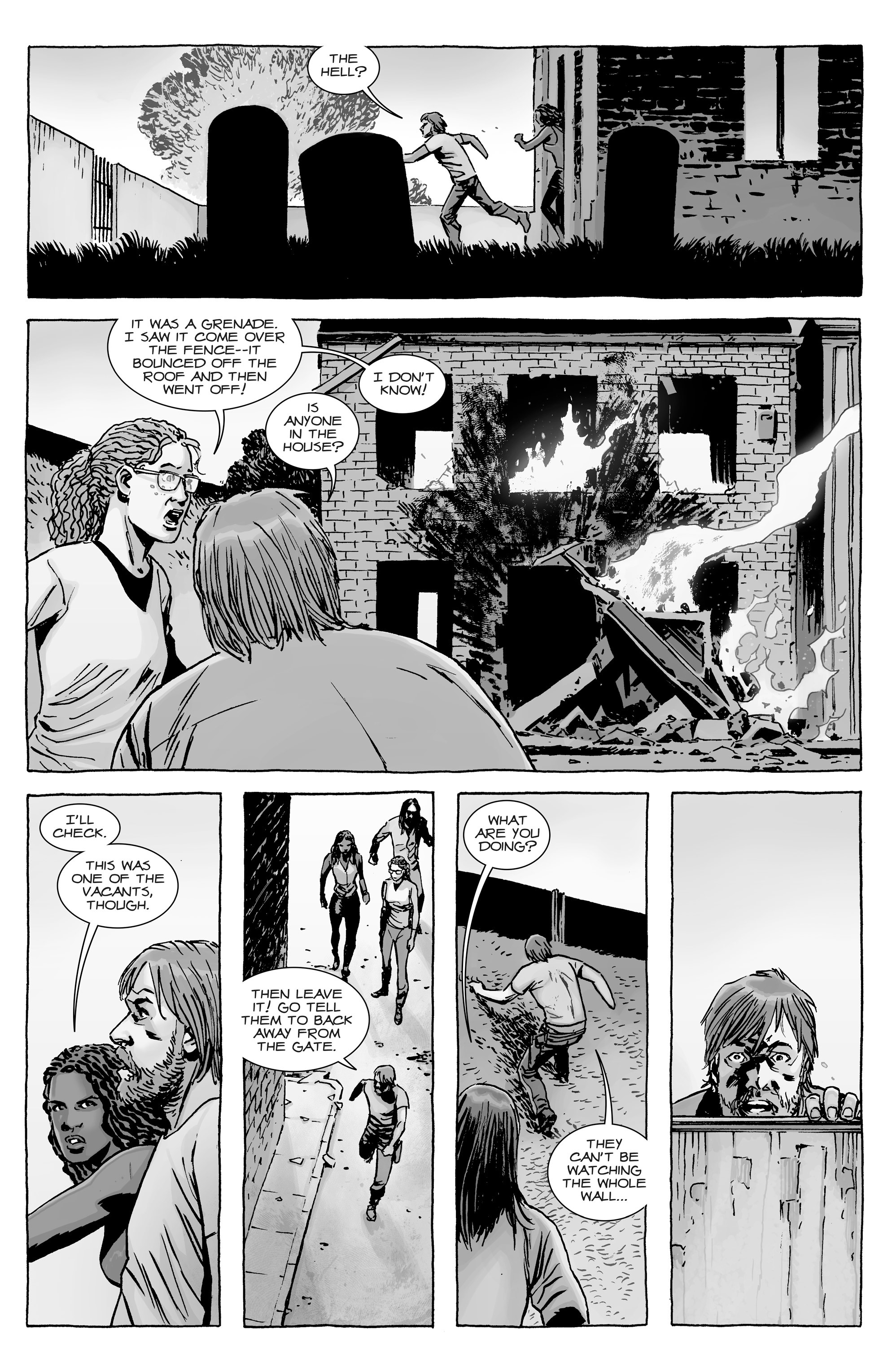 The Walking Dead Issue #119 Page 18