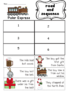 This is a picture of Handy Polar Express Printables