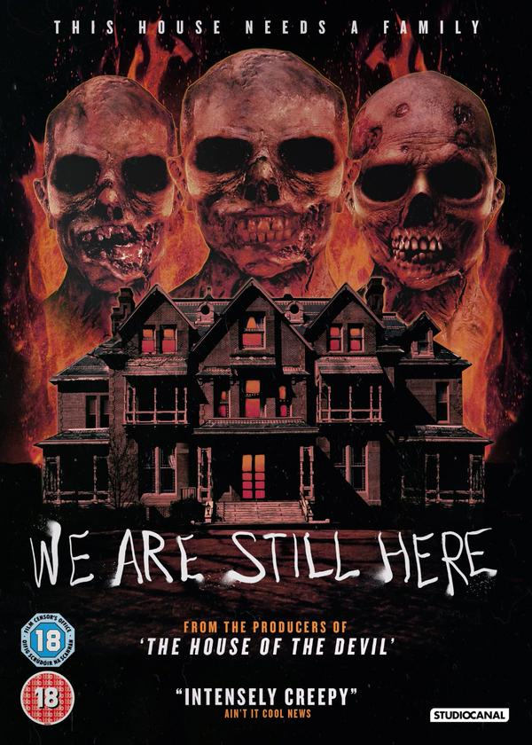 Poster Of We Are Still Here 2015 English 300MB BRRip 480p Free Download Watch Online