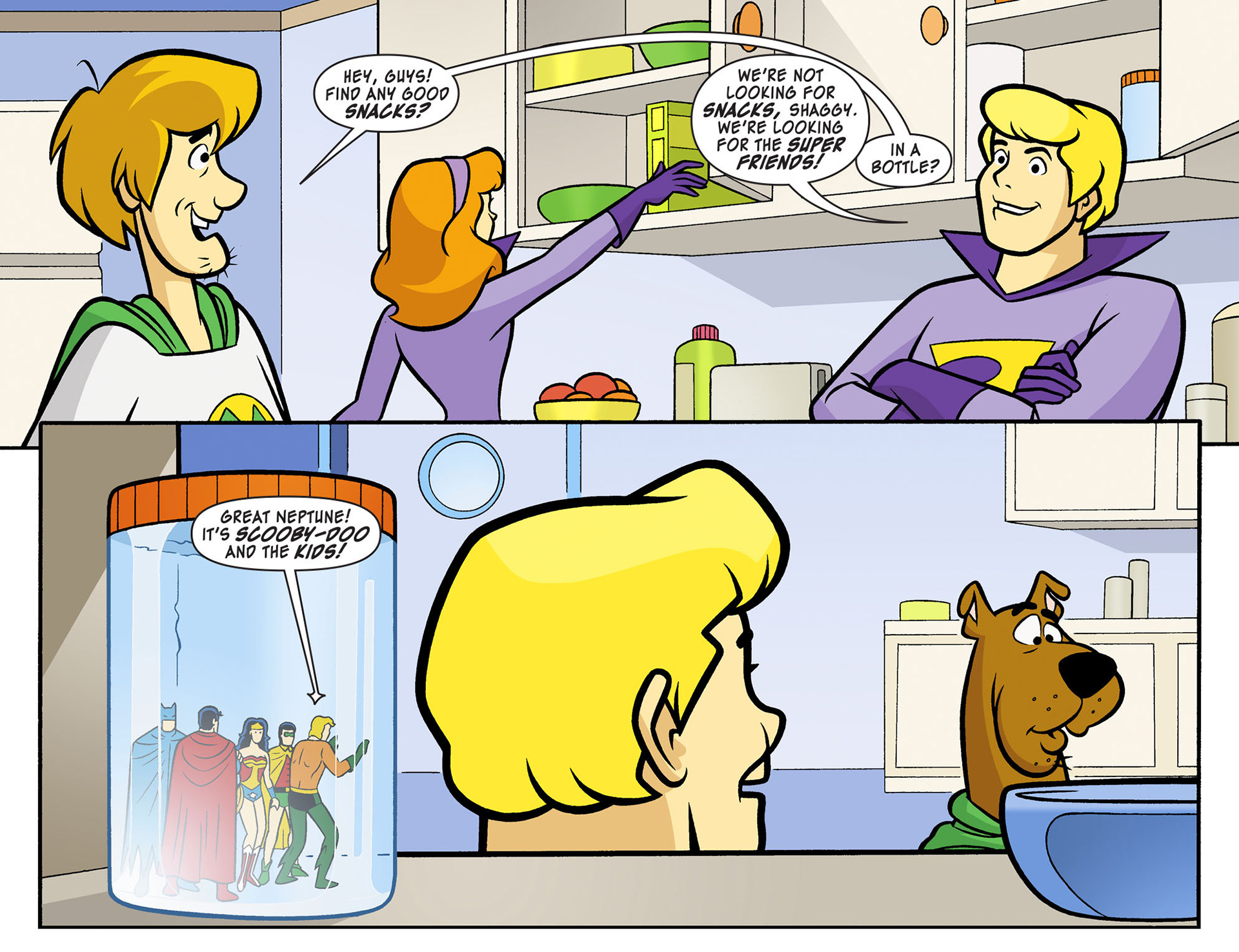 Read online Scooby-Doo! Team-Up comic -  Issue #12 - 11