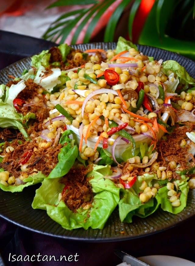 A rather interesting Malay salad dish