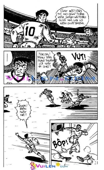 Jindodinho - Đường Dẫn Đến Khung Thành III  Tập 17 page 21 Congtruyen24h