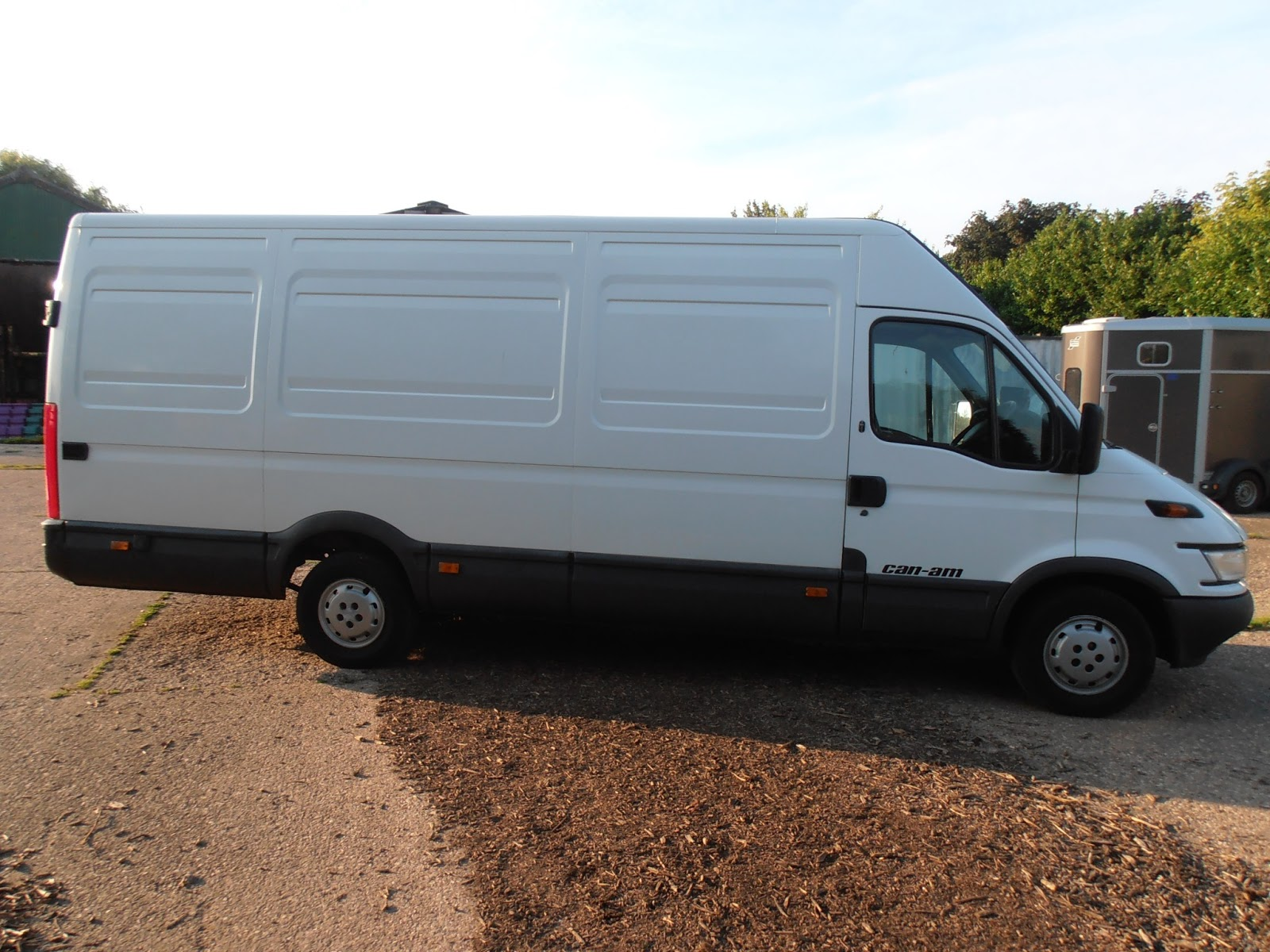 Rgb 750 Motor Club Edward Scotney Sale Iveco Daily Lwb