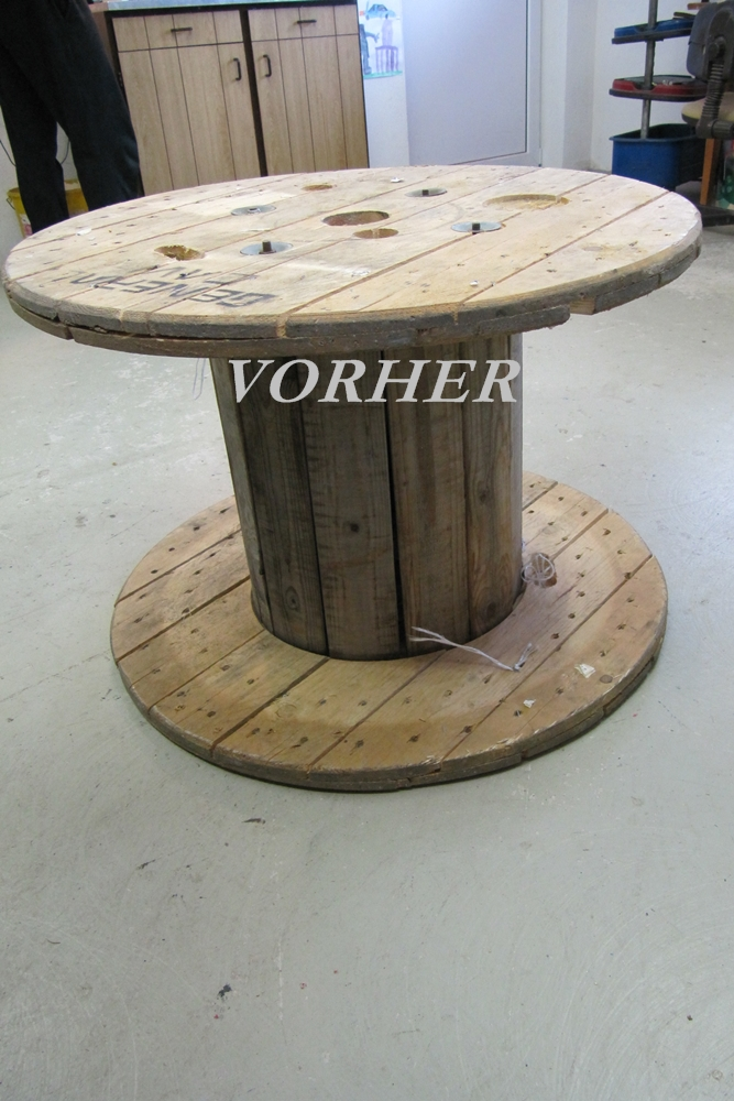 Kabeltrommel Holz Tisch Bauen ~ Möbel Aus Holz Kabeltrommeln