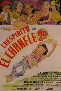 descargar El Chanfle 2 – DVDRIP LATINO