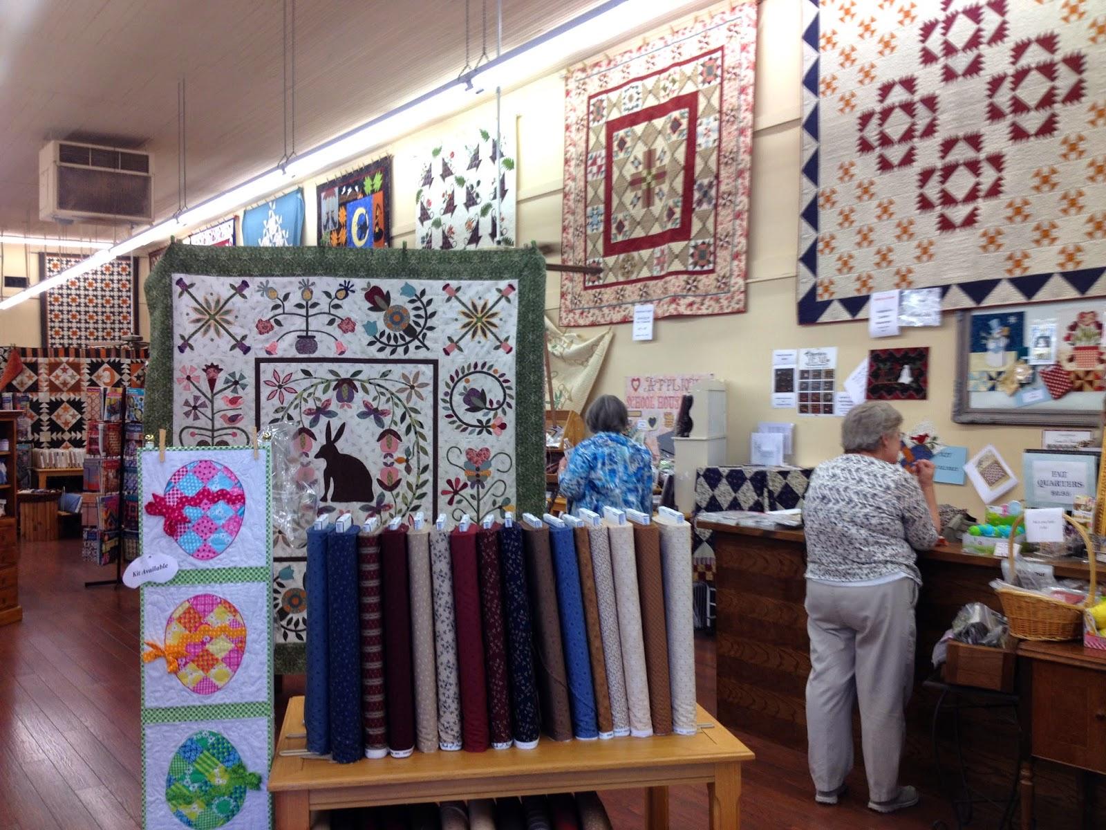 Come Quilt (Sue Garman): April 2014 : common threads quilt shop - Adamdwight.com