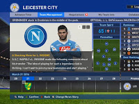 Cara Naikin Team Spirit di Master League PES 2016
