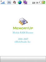 MemoryUp Personal (J2ME Edition)
