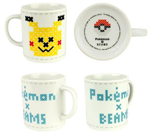 BEAMS Pokemon Mug