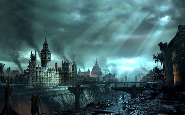 London Under Disaster