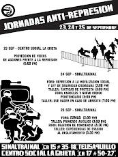 Jornadas Anti-Represión