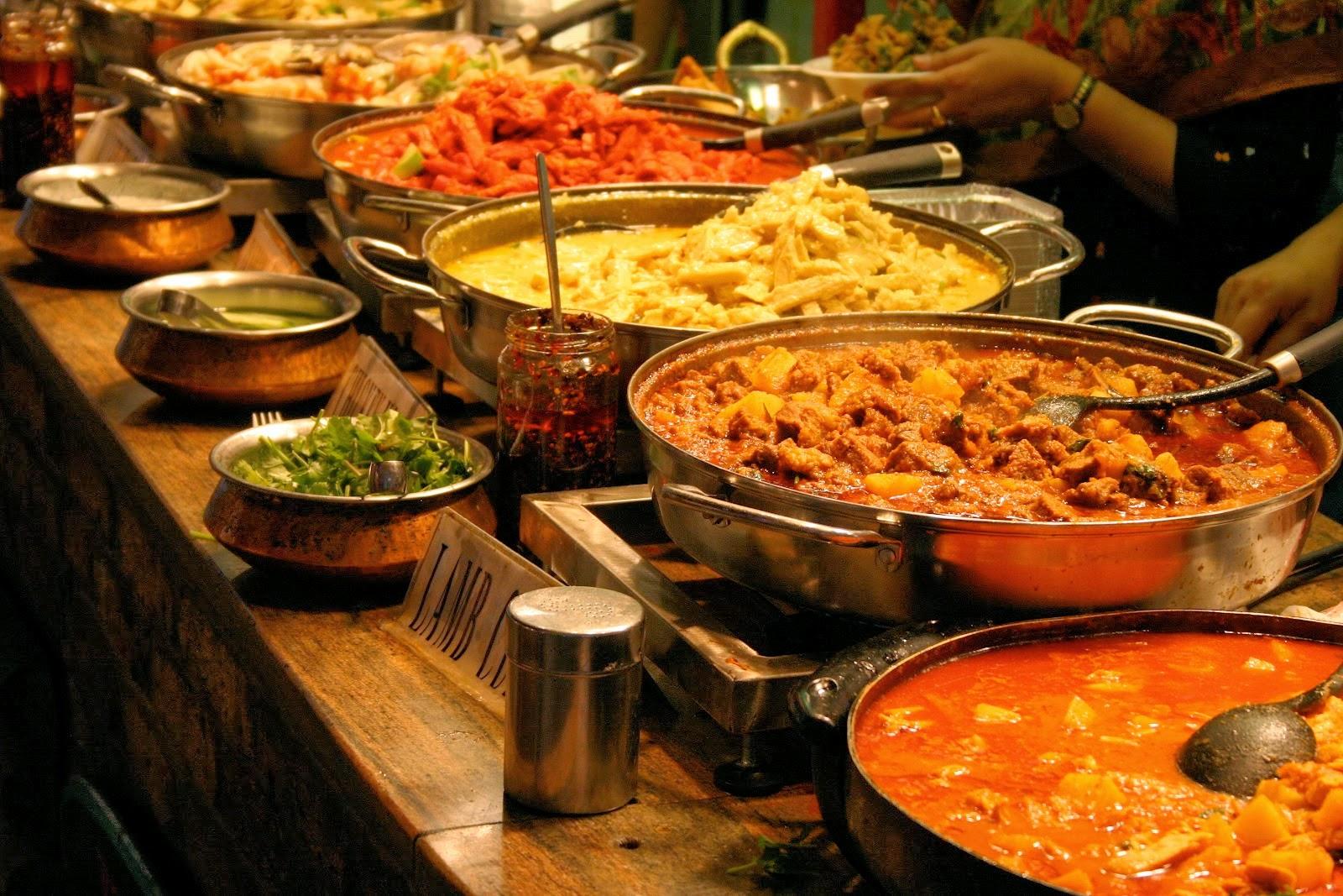 ინდური სამზარეულო