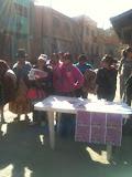 Video de las mujeres de Lucha Socialista-Construyendo el PT Bolivia