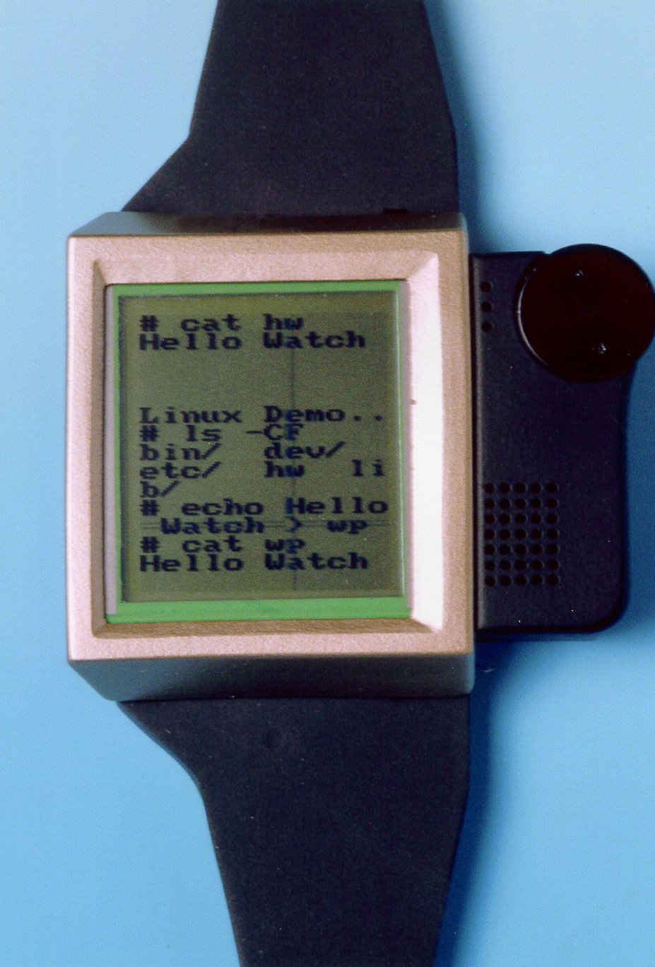 Bowyer insider citizen watch and ibm research collaboration for Linux watch