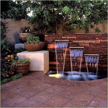 Jardinitis c mo construir un estanque en el jard n for Fuente estanque jardin