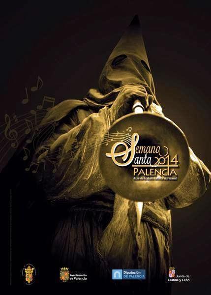 Cartel Semana Santa Palencia 2014
