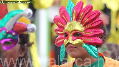 Desfile de apertura de la Semana de la Cultura 2013