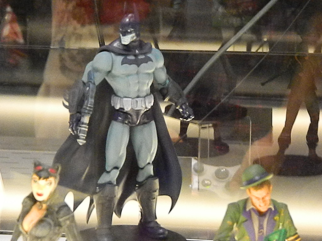 TheAngrySpark: NYCC: DC Direct Shows off it's Batman ...