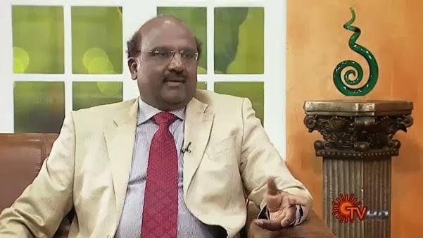 Virundhinar Pakkam – Arthritis Dr V.Krishnamoorthy – Sun TV Show 17-10-2013