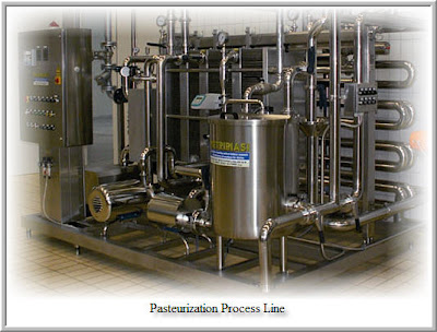 0b0b3c50335 Pasteurization is a process of heat treatment used to inactivate enzymes  and to kill relatively heat-sensitive microorganisms that cause spoilage  with ...