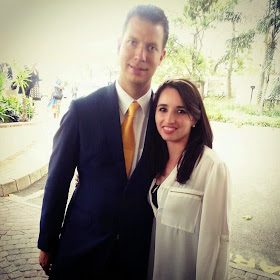 JT Foxx and Marisa da Silva